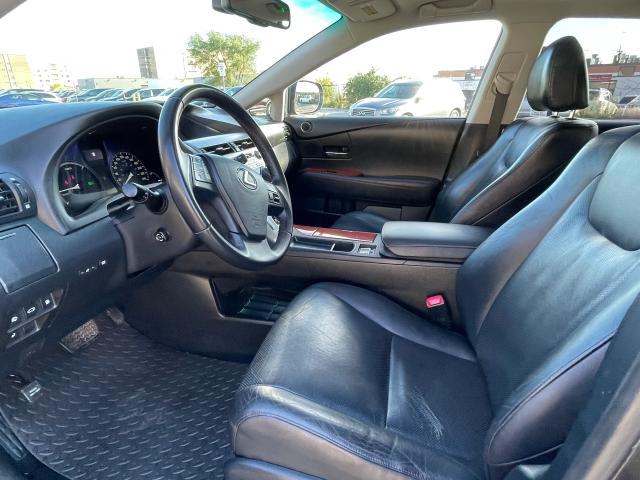 2010 Lexus RX 450h Hybrid  AWD Leather/Sunroof /Camera Photo6