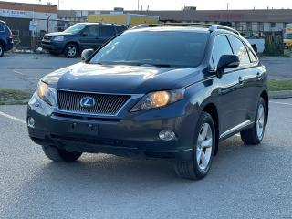 Used 2010 Lexus RX 450h Hybrid  AWD Leather/Sunroof /Camera for sale in North York, ON