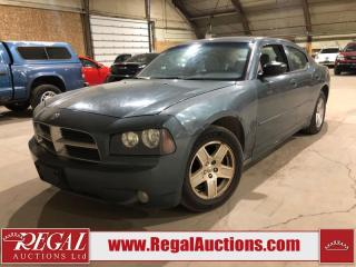 Used 2006 Dodge Charger SXT 4D Sedan for sale in Calgary, AB