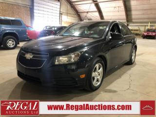 Used 2014 Chevrolet Cruze 2LT 4D Sedan Turbo for sale in Calgary, AB