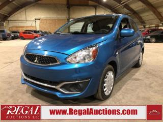 Used 2017 Mitsubishi Mirage 4D Hatchback for sale in Calgary, AB