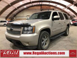 Used 2010 Chevrolet Suburban 1500 LT 4D Utility 4WD for sale in Calgary, AB