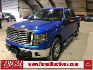 Used 2011 Ford F-150 XLT SuperCrew 4WD for sale in Calgary, AB