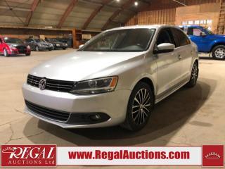 Used 2014 Volkswagen Jetta Highline 4D Sedan for sale in Calgary, AB