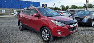 Used 2015 Hyundai Tucson LIMITED AWD GARANTIE 1 AN for sale in Pointe-aux-Trembles, QC