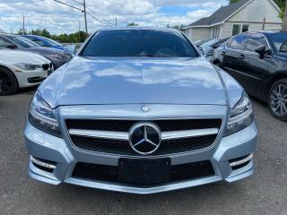 Used 2014 Mercedes-Benz CLS-Class CLS 550 for sale in Gloucester, ON