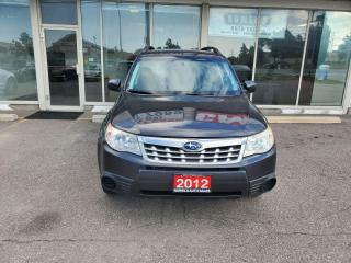 Used 2012 Subaru Forester 2.5 Limited for sale in Vaughan, ON
