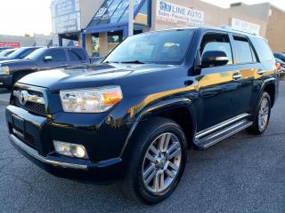 Used 2010 Toyota 4Runner SR5 V6 LEATHER|CAEMRA|4WD|CEETIFIED for sale in Concord, ON
