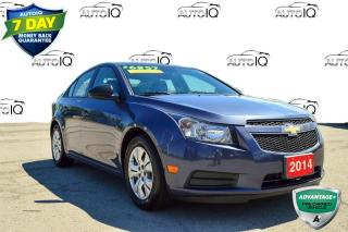 Used 2014 Chevrolet Cruze 2LS CERTIFIED for sale in Grimsby, ON