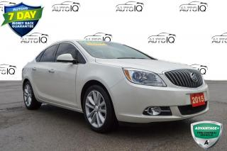 Used 2015 Buick Verano Leather ONE OWNER for sale in Grimsby, ON