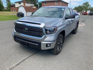 New 2021 Toyota Tundra DBL CAB+TRD OFFROAD PACKAGE! for sale in Cobourg, ON