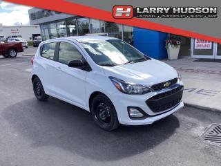 New 2021 Chevrolet Spark LS CVT for sale in Listowel, ON