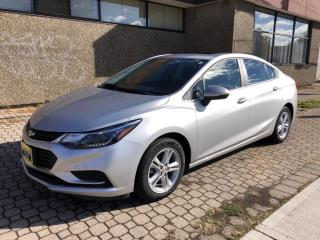 Used 2017 Chevrolet Cruze LT Auto LT BOSE SOUND for sale in Hamilton, ON