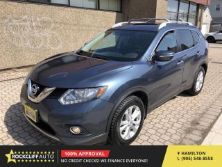 Used 2014 Nissan Rogue SV Pure Drive for sale in Hamilton, ON