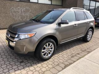 Used 2014 Ford Edge Limited AWD for sale in Hamilton, ON