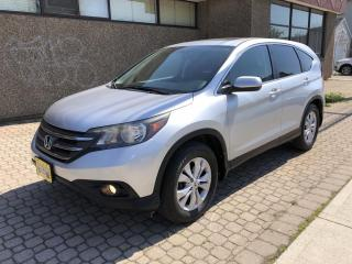 Used 2014 Honda CR-V EX-L with ECO mode. for sale in Hamilton, ON