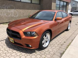 Used 2011 Dodge Charger Burnt Orange R/T for sale in Hamilton, ON