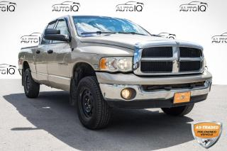 Used 2005 Dodge Ram 1500 SLT/Laramie AS TRADED SPECIAL | YOU CERTIFY, YOU SAVE for sale in Innisfil, ON