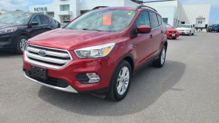 Used 2018 Ford Escape SE FWD for sale in Kingston, ON