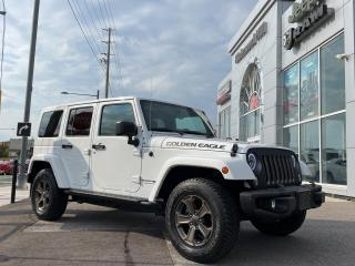Used 2018 Jeep Wrangler Golden Eagle /Automatic / Dual top/Alpine sound for sale in Richmond Hill, ON