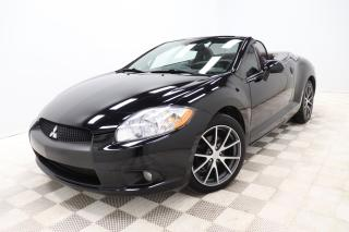 Used 2012 Mitsubishi Eclipse GS *SPORT *CONVERTIBLE *A/C *CRUISE for sale in Saint-Hubert, QC
