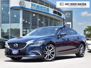 Used 2017 Mazda MAZDA6 GT 0.99% FINANCE AVAILABLE| ONE OWNER| NO ACCIDENT for sale in Mississauga, ON