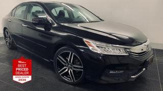 Used 2017 Honda Accord Sedan TOURING *NAVIGATION - WIRELESS CHARGING - CARPLAY* for sale in Winnipeg, MB