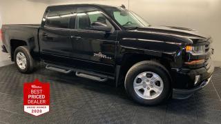 Used 2018 Chevrolet Silverado 1500 4WD CREW LT W/Z-71 ***SALE PENDING*** for sale in Winnipeg, MB