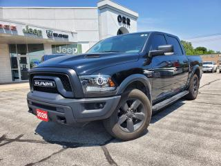 Used 2020 RAM 1500 Classic SLT for sale in Sarnia, ON
