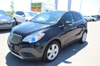 Used 2016 Buick Encore 1.4L for sale in Whitby, ON