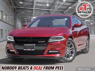 Used 2018 Dodge Charger GT All Wheel Drive*300 HP*Sunroof*NAV*MUSCLE for sale in Mississauga, ON