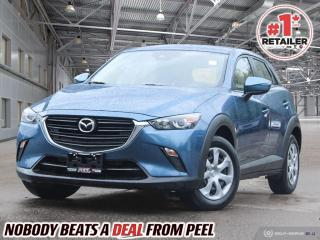 Used 2019 Mazda CX-3 GX* 1 Owner*CLEAN CARFAX*LOW KMS! for sale in Mississauga, ON