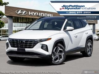 New 2022 Hyundai Tucson Hybrid Luxury for sale in North Vancouver, BC