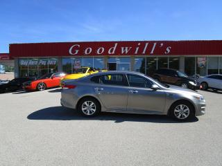 Used 2018 Kia Optima LX! VOICE COMMAND RECOGNITION! for sale in Aylmer, ON