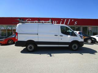Used 2019 Ford Transit VAN CLEAN CARFAX! ROOF/LADDER RACK! for sale in Aylmer, ON