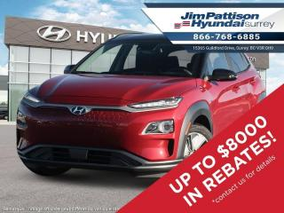 New 2021 Hyundai KONA EV Preferred for sale in Surrey, BC