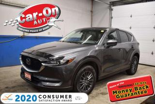 Used 2019 Mazda CX-5 AWD GS-L | LEATHER | SUNROOF | BLIND SPOT SYSTEM for sale in Ottawa, ON
