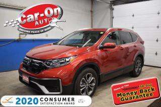 Used 2020 Honda CR-V EX-L | LEATHER | SUNROOF | REMOTE STARTER | BLIND for sale in Ottawa, ON