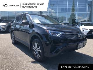 Used 2017 Toyota RAV4 FWD LE / Local, ONE Owner for sale in North Vancouver, BC
