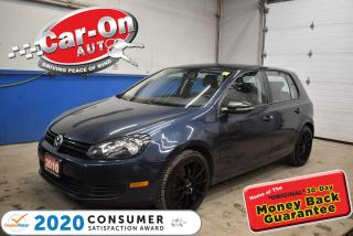 Used 2010 Volkswagen Golf 2.5L | 5-SPEED MANUAL | PIONEER SUBWOOFER | A/C for sale in Ottawa, ON