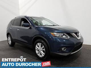 Used 2016 Nissan Rogue SV - Bluetooth - Caméra de Recul - Climatiseur for sale in Laval, QC