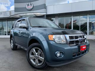 Used 2011 Ford Escape 3.0L V6 4WD LEATHER SUNROOF LIKE NEW for sale in Langley, BC
