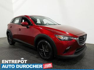 Used 2019 Mazda CX-3 GS - AWD - Apple/Android - Bluetooth - Climatiseur for sale in Laval, QC
