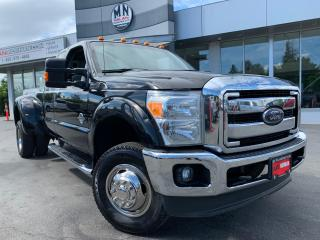 Used 2012 Ford F-350 XLT S/C LB DRW 4WD DUALLY DIESEL for sale in Langley, BC
