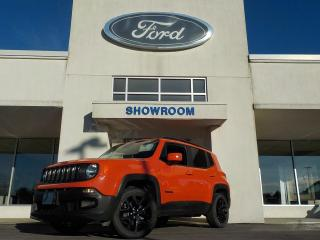 Used 2017 Jeep Renegade North for sale in Mount Brydges, ON