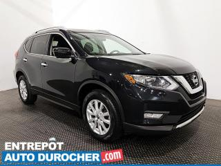 Used 2017 Nissan Rogue SV - Navigation - Toit Panoramique - Climatiseur for sale in Laval, QC