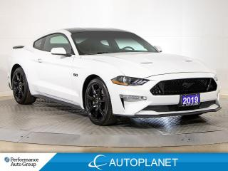 Used 2019 Ford Mustang GT, Back Up Cam, Bluetooth, Parking Sensors! for sale in Clarington, ON