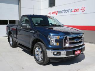 Used 2017 Ford F-150 XLT with Navigation for sale in Tillsonburg, ON