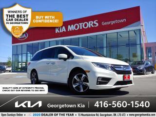 Used 2018 Honda Odyssey EX | SUNROOF | PWR DOORS/GATE| 8 PASS | LANE DEP for sale in Georgetown, ON