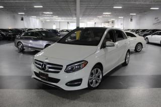 Used 2016 Mercedes-Benz B-Class B250 4MATIC NO ACCIDENTS I NAVIGATION I PANOROOF I REAR CAM for sale in Mississauga, ON